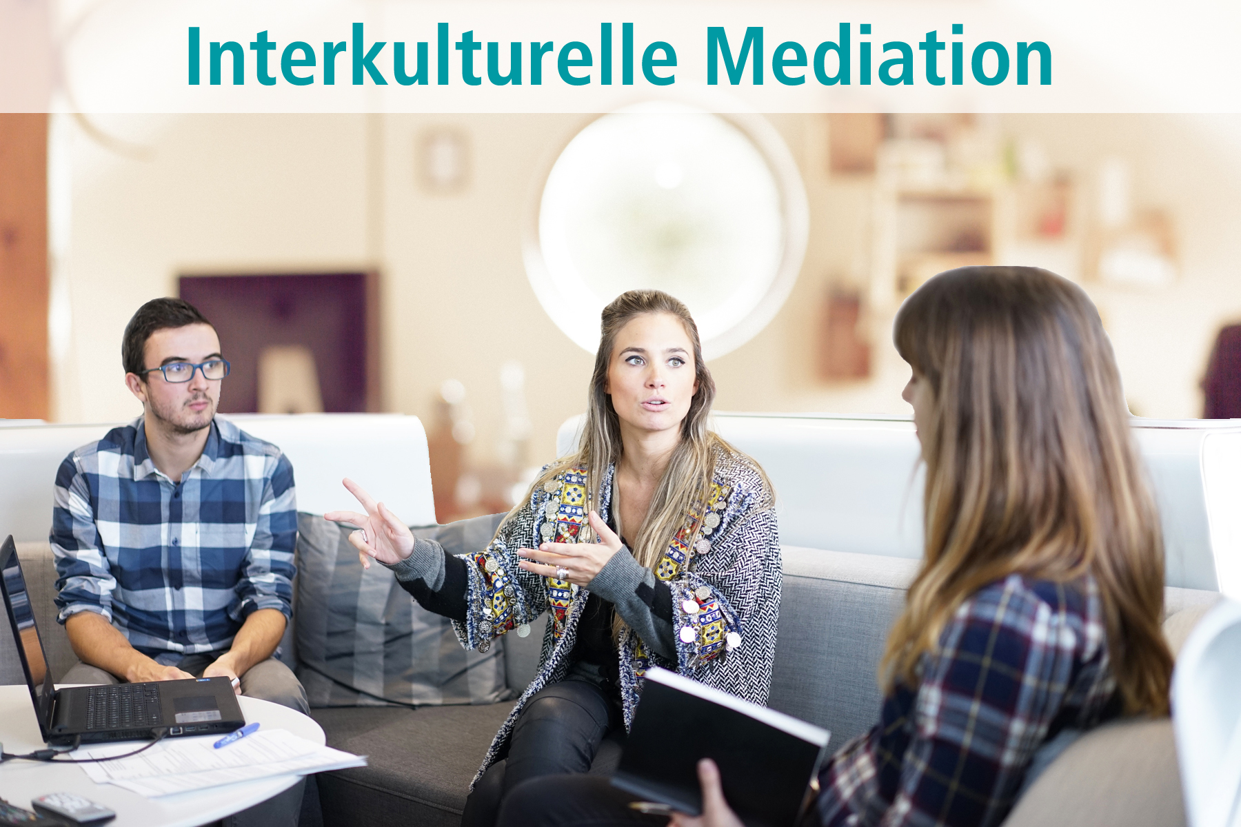 Interculture e.V. - IK Mediator