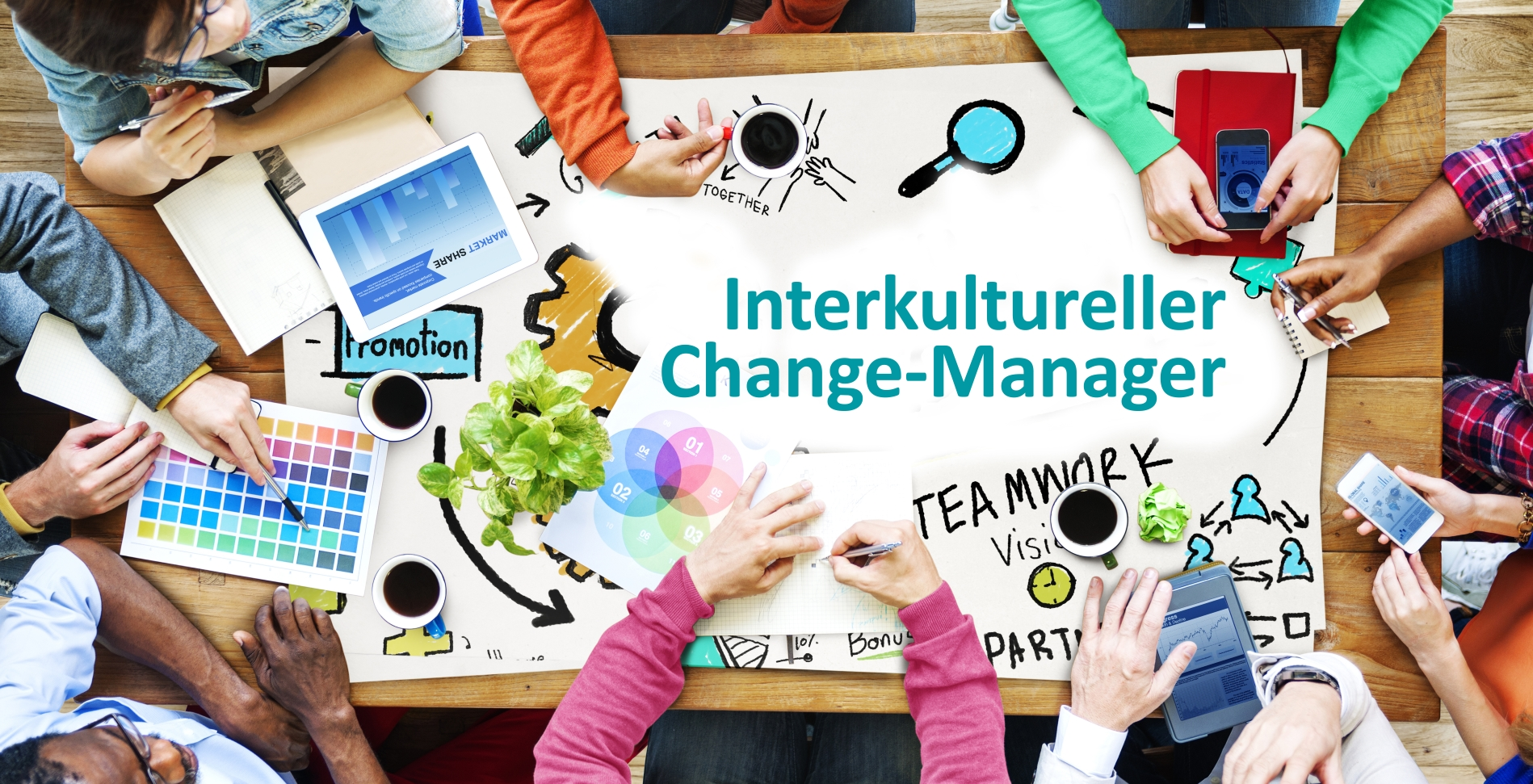 Interculture e.V. - IK Change Manager
